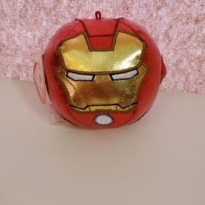 Hallmark Iron Man stuffed ornament